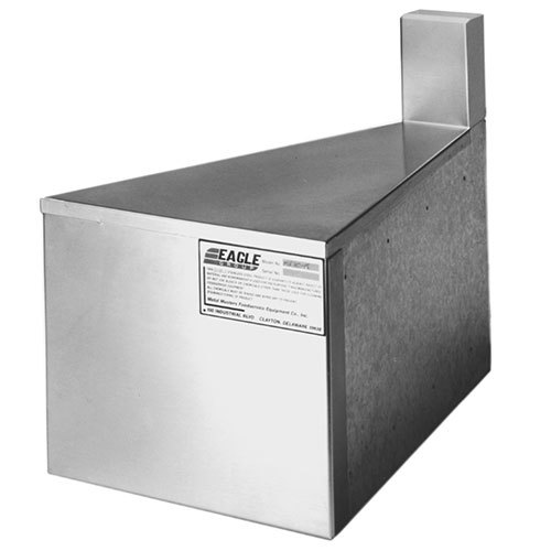 Eagle Group MF45-18 Front Modular 45 Degree Angle Filler for 1800 Series Underbar Units