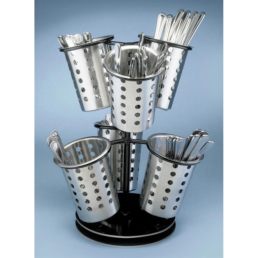 Flatware holder decoration news - Flatware set with stand ...