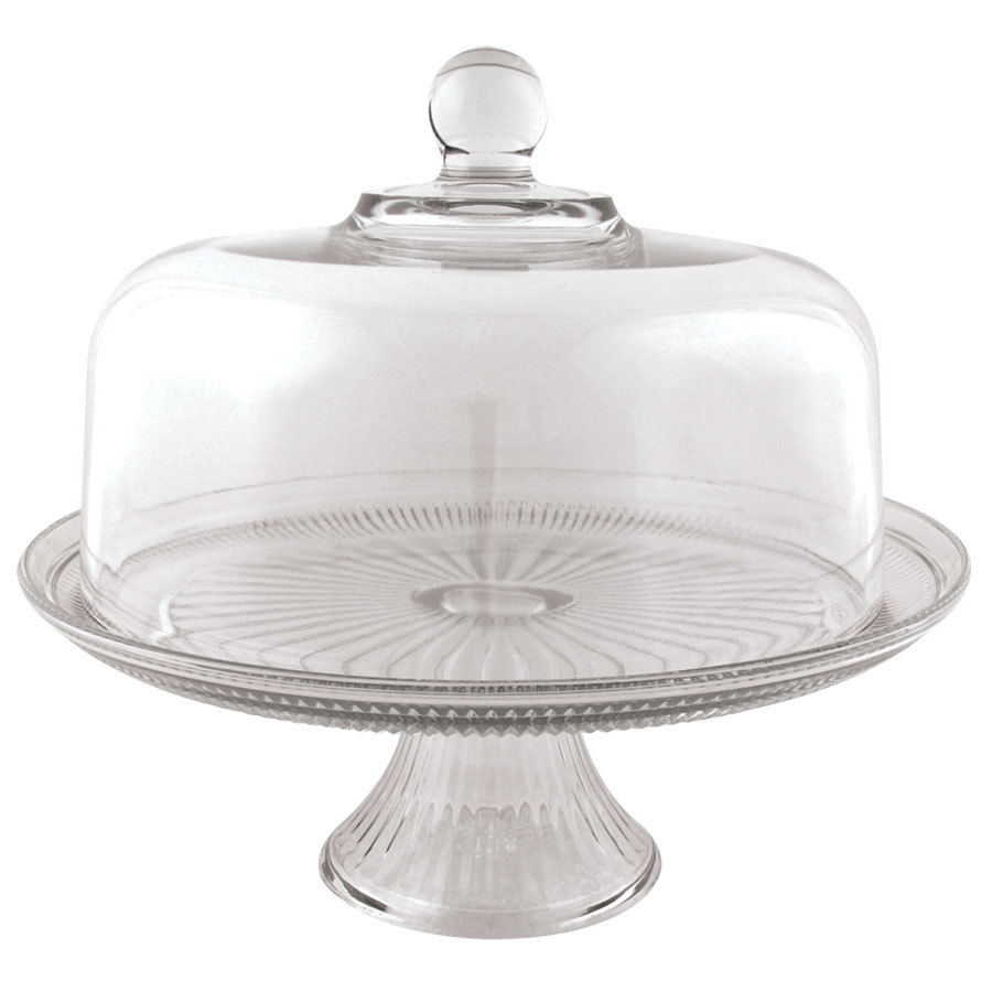 Anchor Hocking Canton Cake Stand