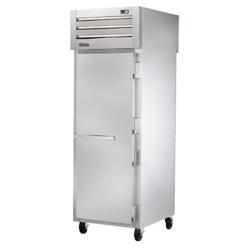 True STA1HPT-1S-1S Specification Series Solid Door Pass Through Heated Holding Cabinet