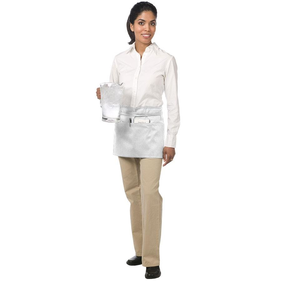 White apron deli