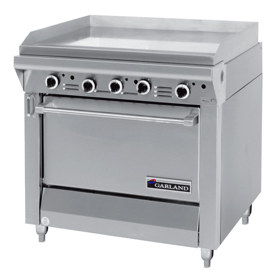 Garland Master  Natural Gas Double Convection Oven