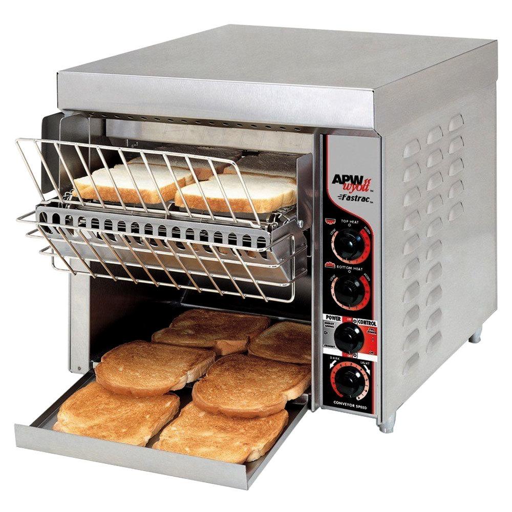 Apw Wyott Ft 1000 Conveyor Toaster With 1 1 2 Quot Opening 240v