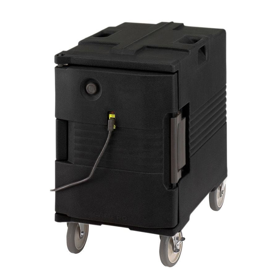 Cambro UPCHW400110 Black Ultra Pan Carrier Heated Holding Pan Carrier with Casters 110V at Sears.com