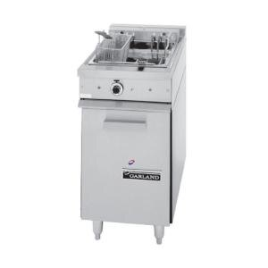 Garland / US Range 208V 3 Phase Garland S18SF Sentry Series Range Match 30 lb. Electric Floor Fryer - 16 kW at Sears.com