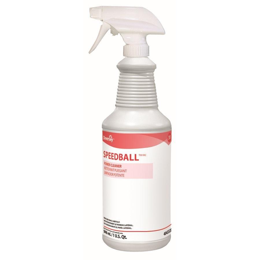 Diversey 5891800 Original Speedball 32 oz. Power Cleaner ...