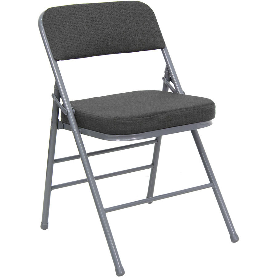 Metal Padded Folding Chairs cushioned folding chairs fabric padded folding chairs commercial