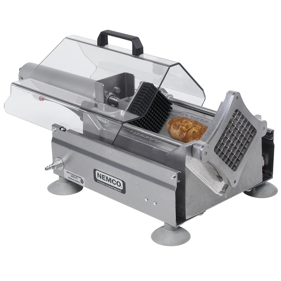 "Nemco 56455-3 Monster Airmatic FryKutter 1/2"" Air-Powered French Fry Cutter"