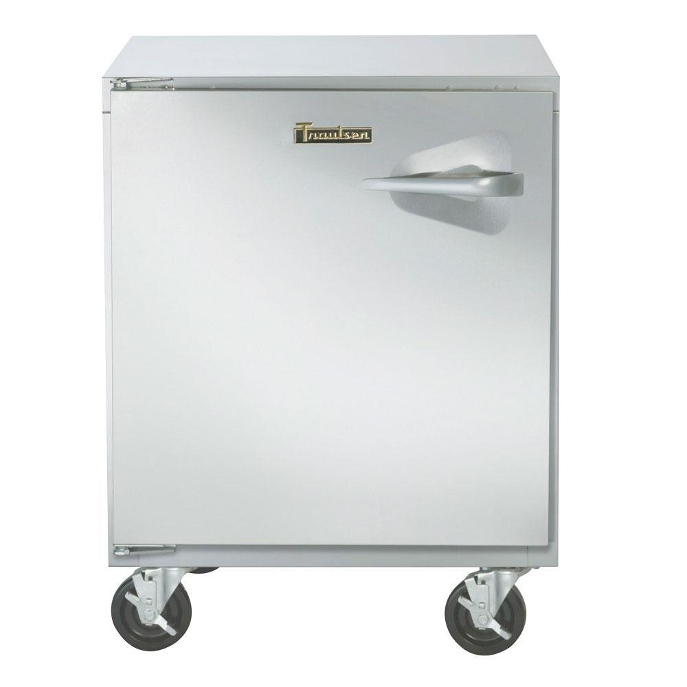 "Traulsen ULT27-L 27"" Undercounter Freezer with Solid Left Hinged Door - 7.1 Cu. Ft. at Sears.com"