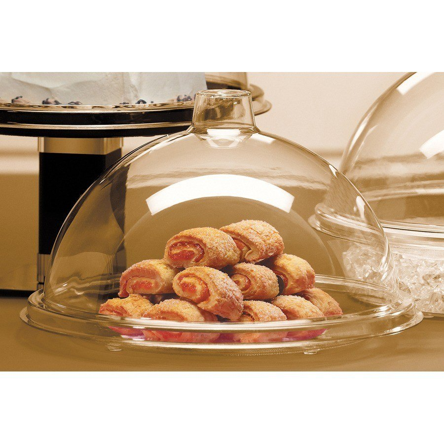 Cal Mil 311-10 Gourmet Sample / Pastry Tray Cover 10 inch