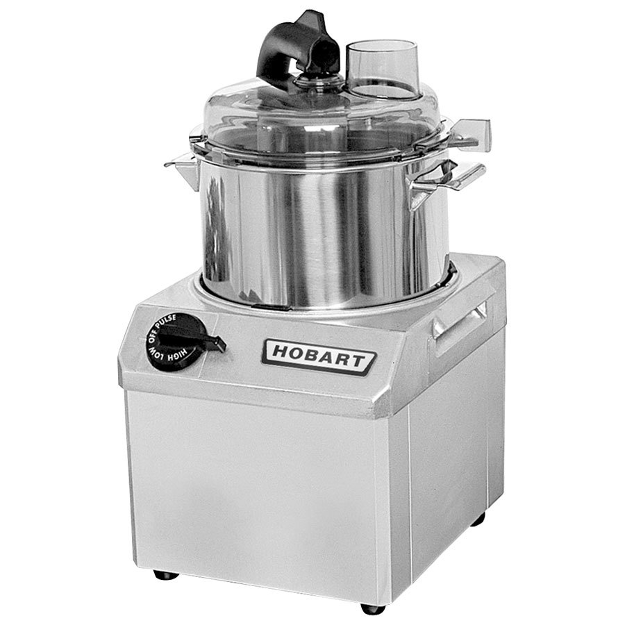 Hobart FP41-1 3/4 HP 4 qt. Food Processor - Bowl Style 120V