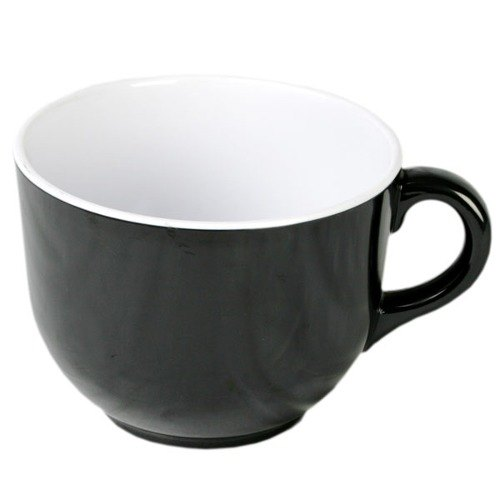 Black Pearl 23 oz. Melamine Mug 6/ Pack