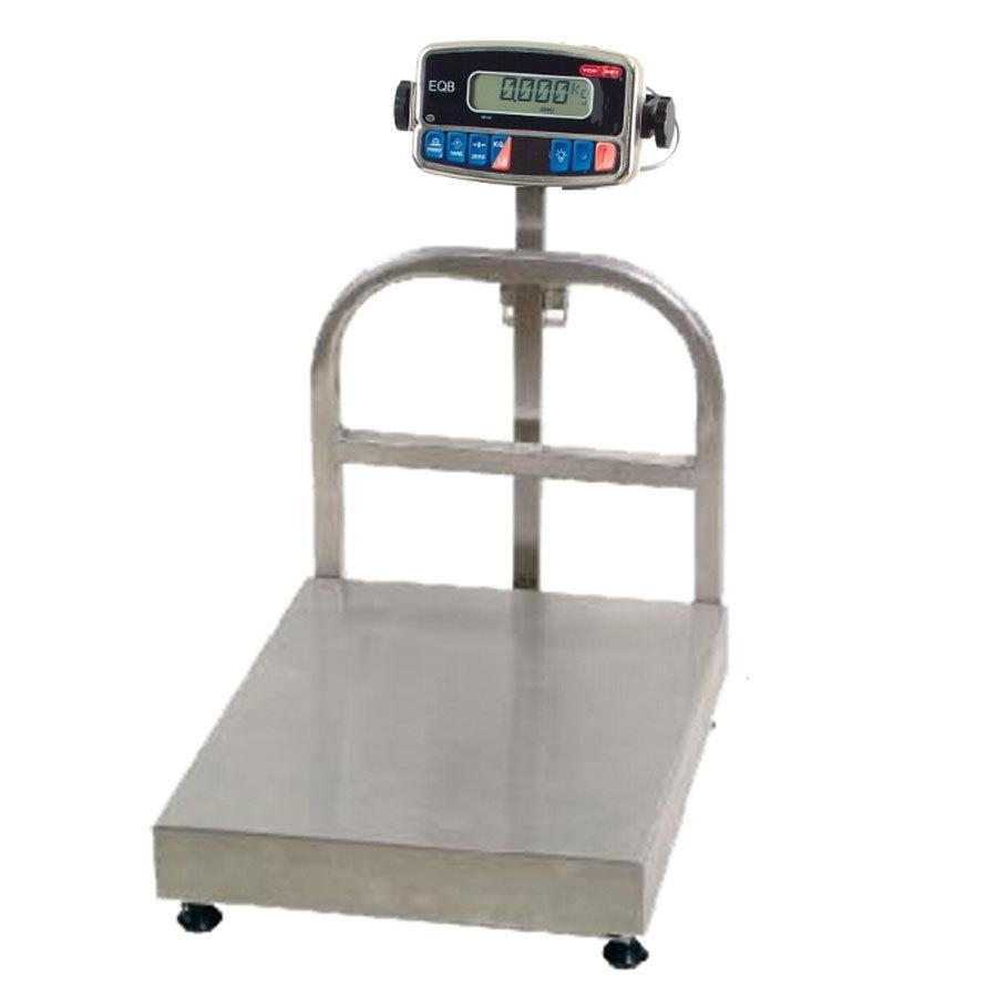 Tor Rey Eqb 50 100 W 100 Lb Waterproof Digital Receiving Bench Scale