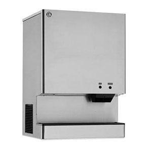 Hoshizaki DCM-751BWH Countertop Ice Maker and Water Dispenser - 80 lb ...