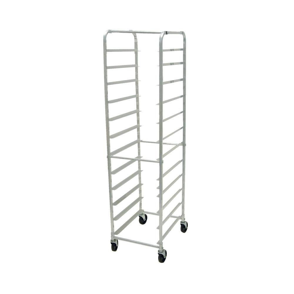 Advance Tabco PR20-3K Front Load Bun Pan Rack 20 Pan Capacity (Unassembled)