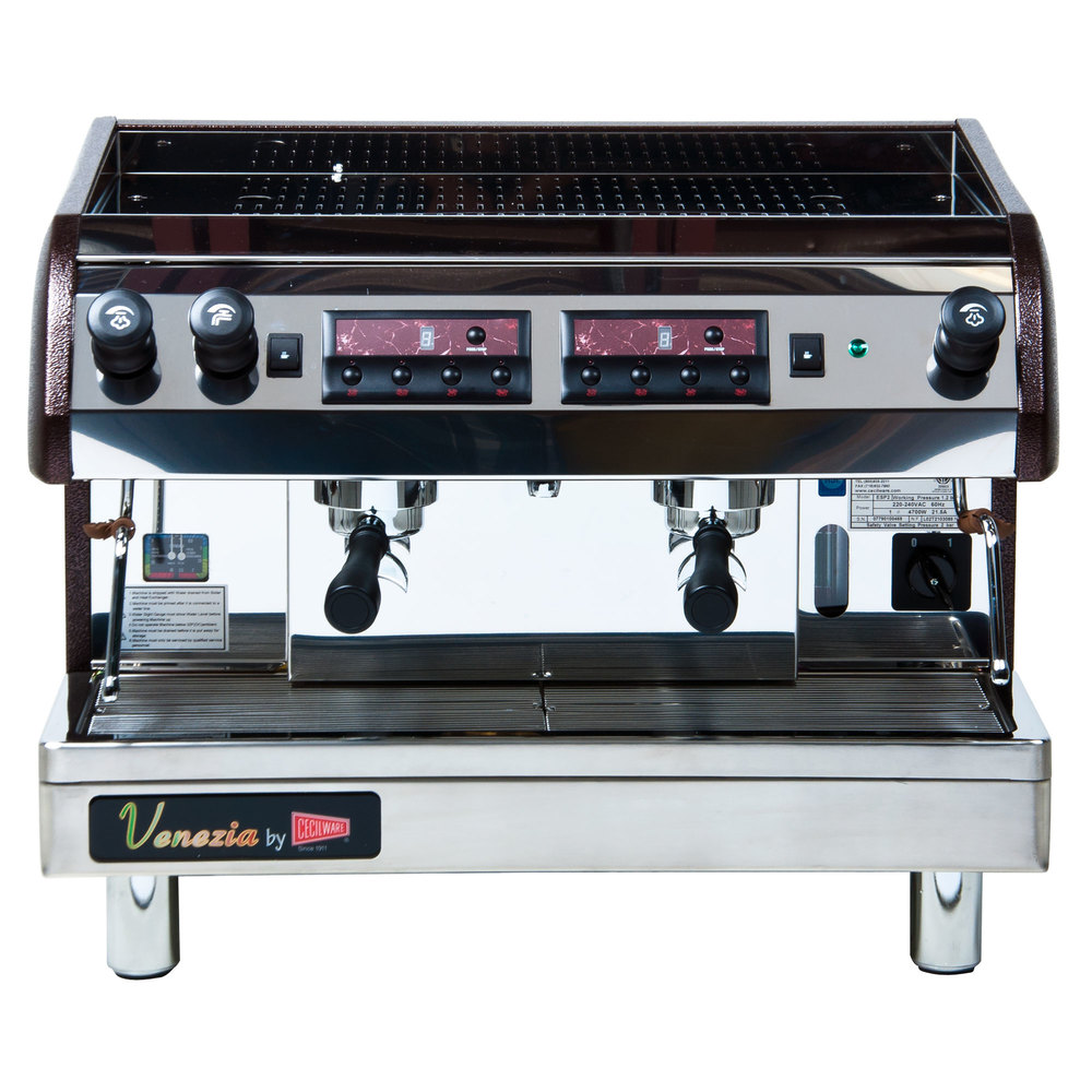 cecilware espresso machine