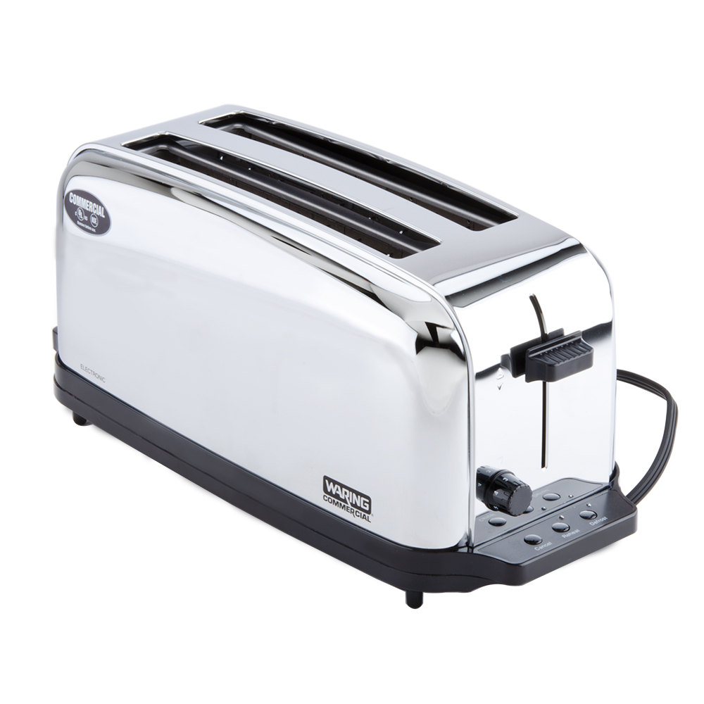4 Slice Toaster ~ Waring wct slice commercial toaster nsf