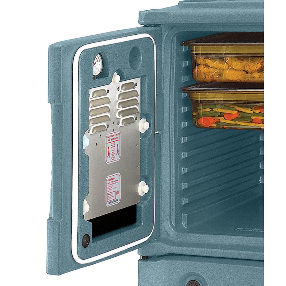 Cambro upchbd8002401 slate blue heated retrofit bottom for Slate blue front door