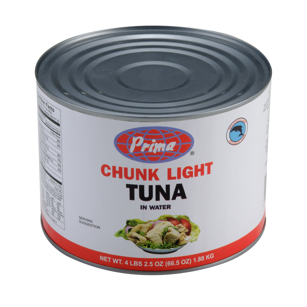 Regal Chunk Light Tuna 6 66 5 Oz Cans Case