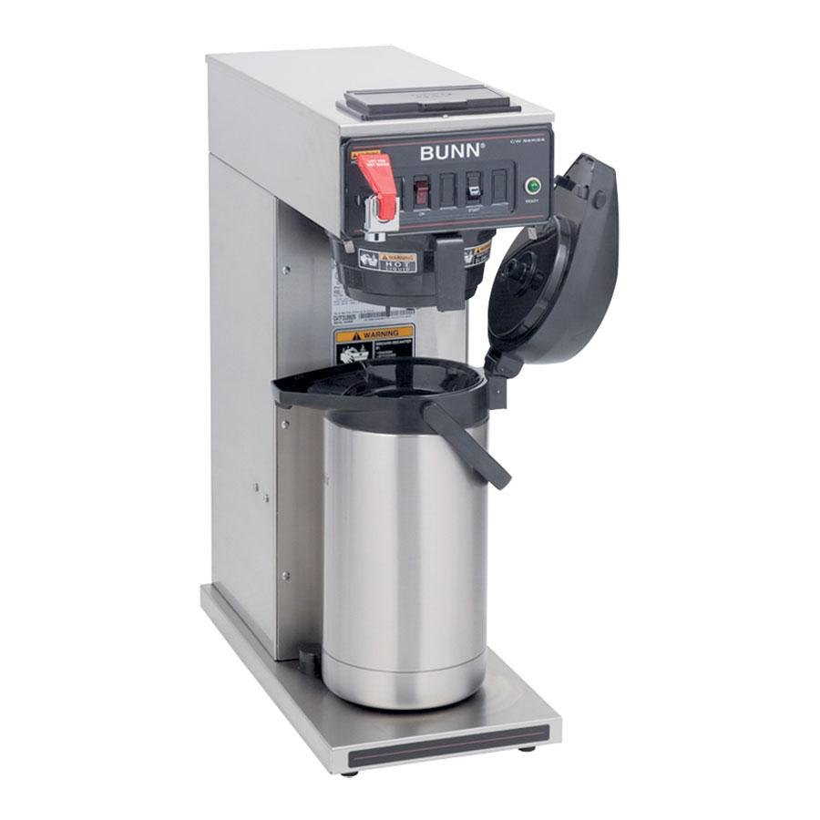 Bunn CWTF15-APS Automatic Airpot Coffee Brewer with Hot Water Faucet - 120V (Bunn 23001.0006) at Sears.com