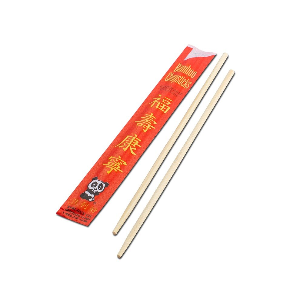 Bamboo Chopsticks 1000/Case