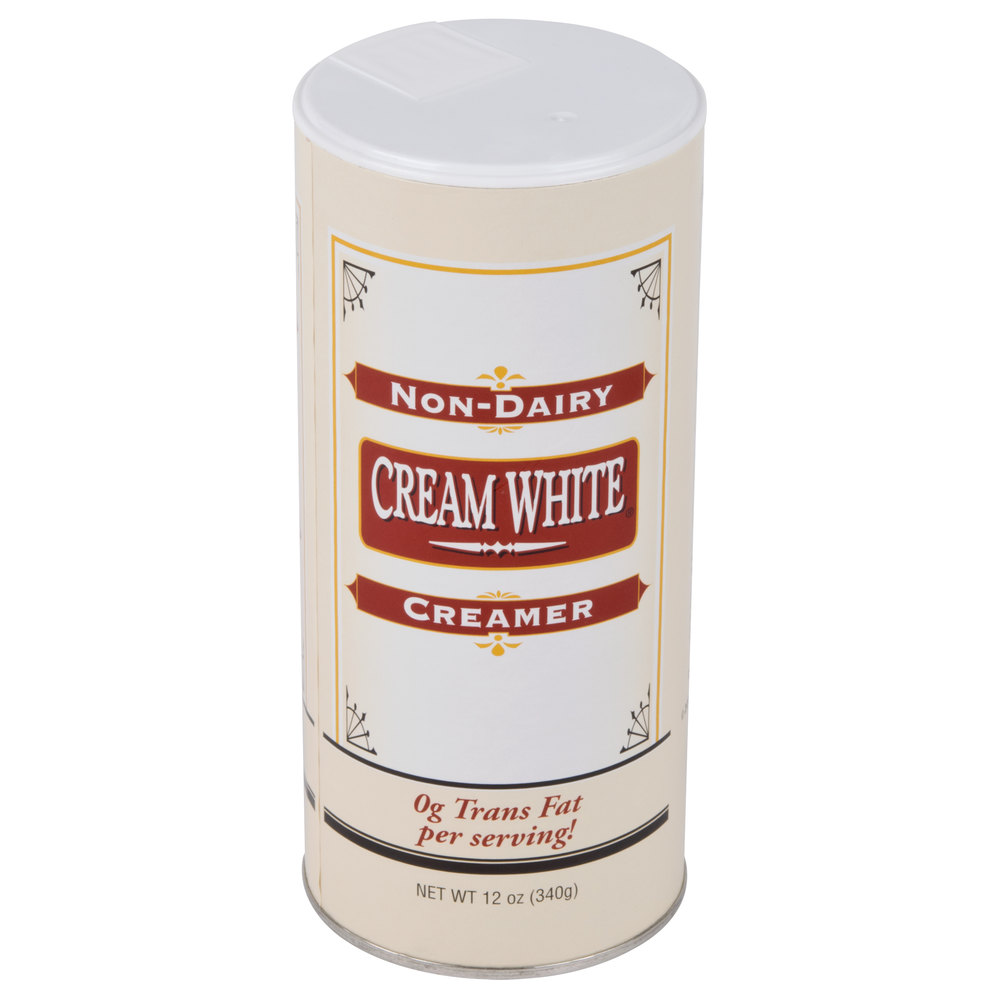 Flavored Non-Dairy Powdered Creamer Shaker 12 oz.
