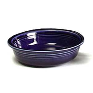Homer Laughlin 460105 Fiesta Cobalt Blue 14.25 oz. Small Bowl - 12 / Case