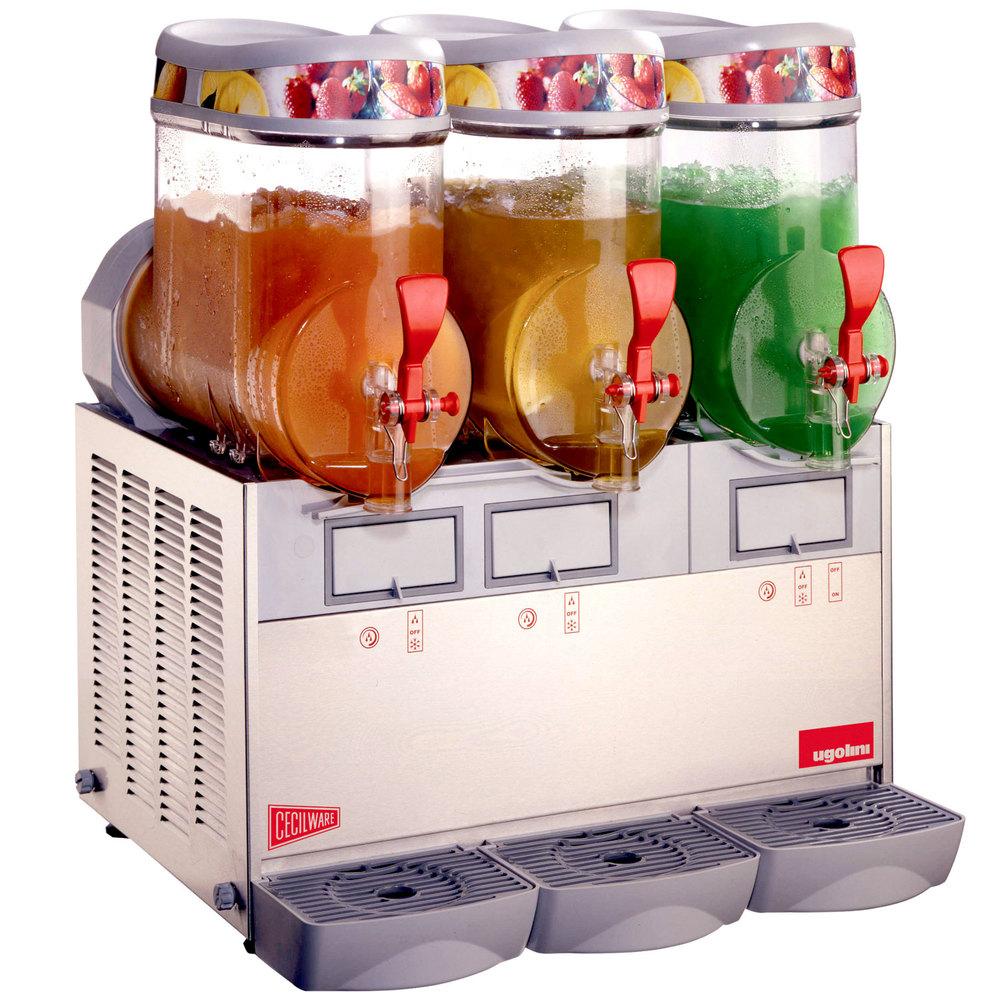 2018 Commercial Frozen Drink Ice Slush Machine Ice Smoothie Maker ...