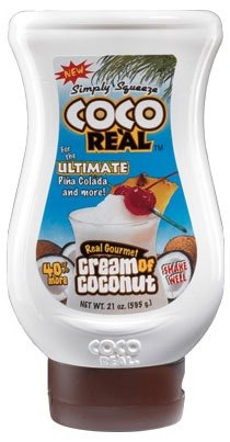 Coco Real Cream of Coconut 21 oz.