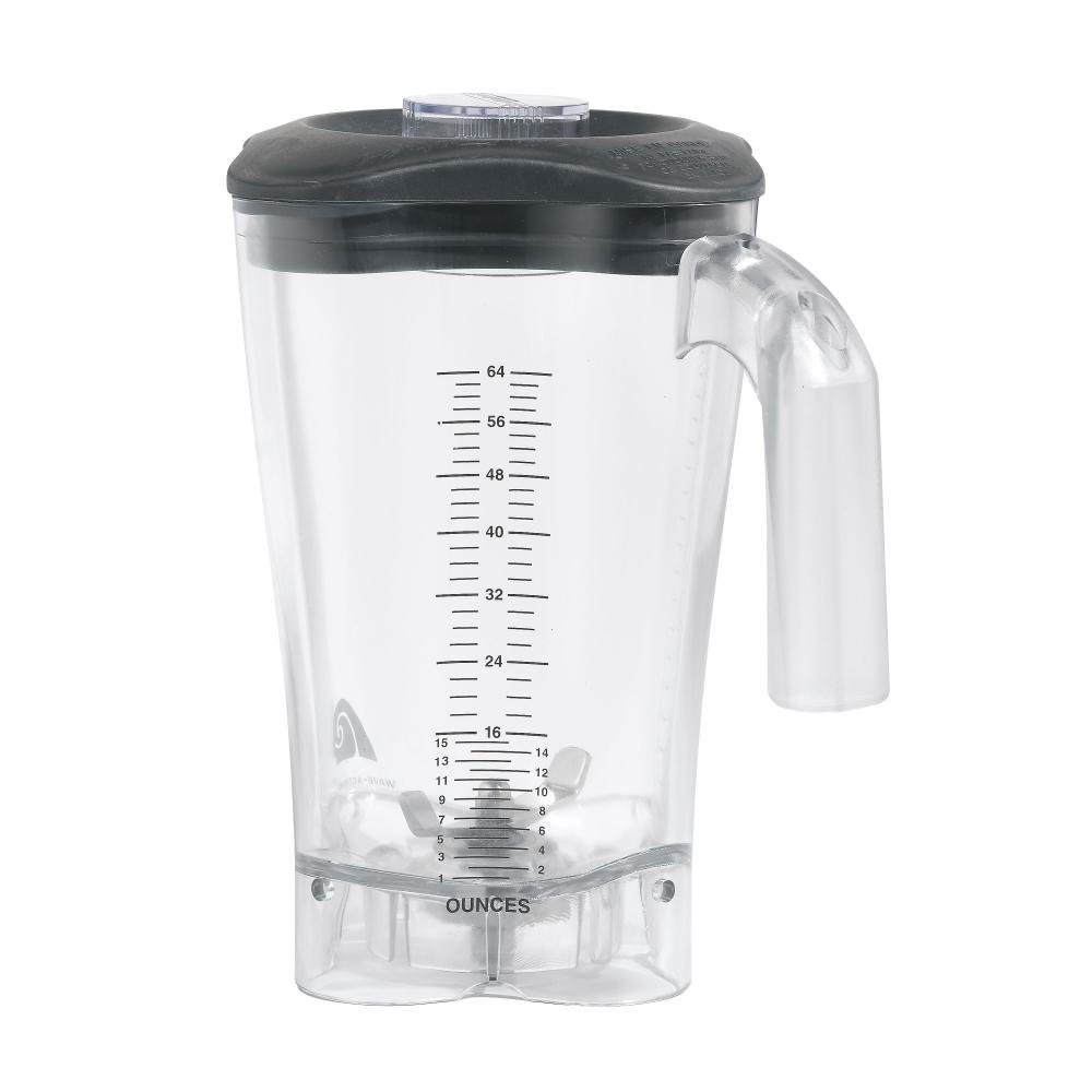 Hamilton Beach 6126-1200 64 oz. Polycarbonate Container with Lid for HBS1200 Revolution Ice Shaver