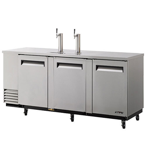 "Turbo Air Refrigeration Turbo Air TBD-4SD 90"" Super Deluxe Stainless Steel Beer Dispenser - 4 Kegs at Sears.com"