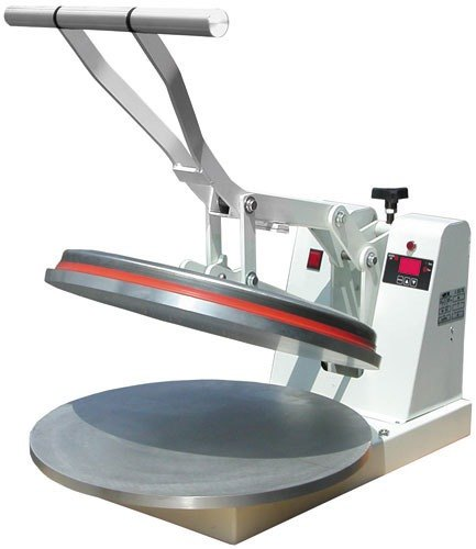 DoughXpress DM-18 Manual Pizza Dough Press - 18 inch