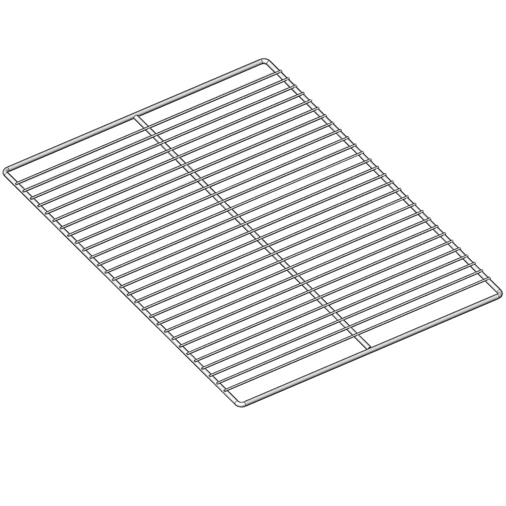 Alto-Shaam SH-24720 Stainless Steel Wire Shelf for AR-7H Hot Holding Rotisserie Companion