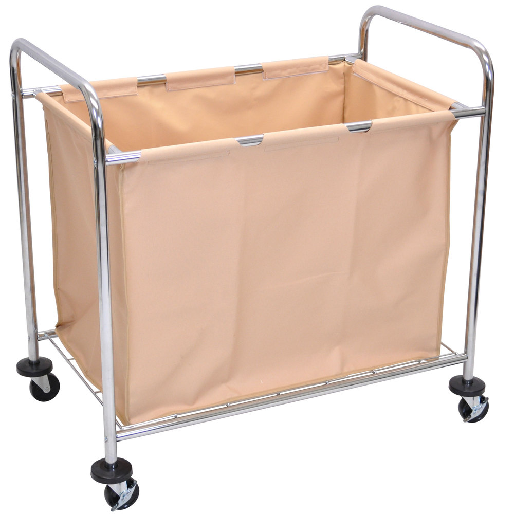 Commercial Laundry Hamper On Wheels Images