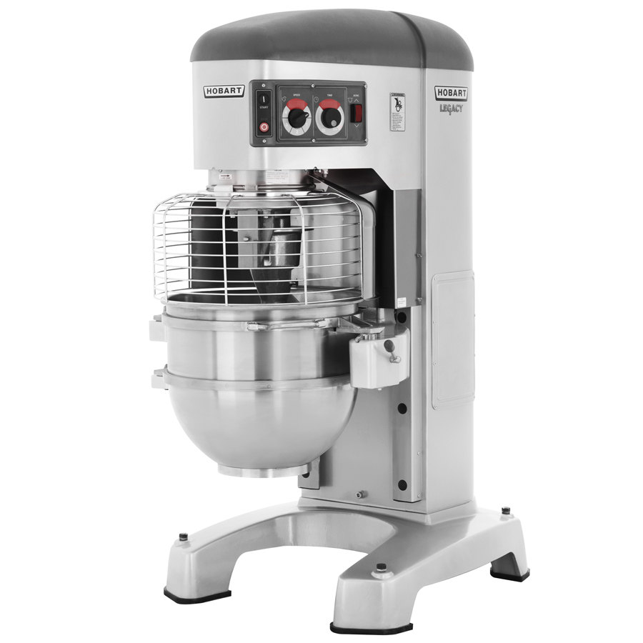 80 Quart Mixer | Hobart Legacy HL800-1STD 80 Qt. Commercial Mixer