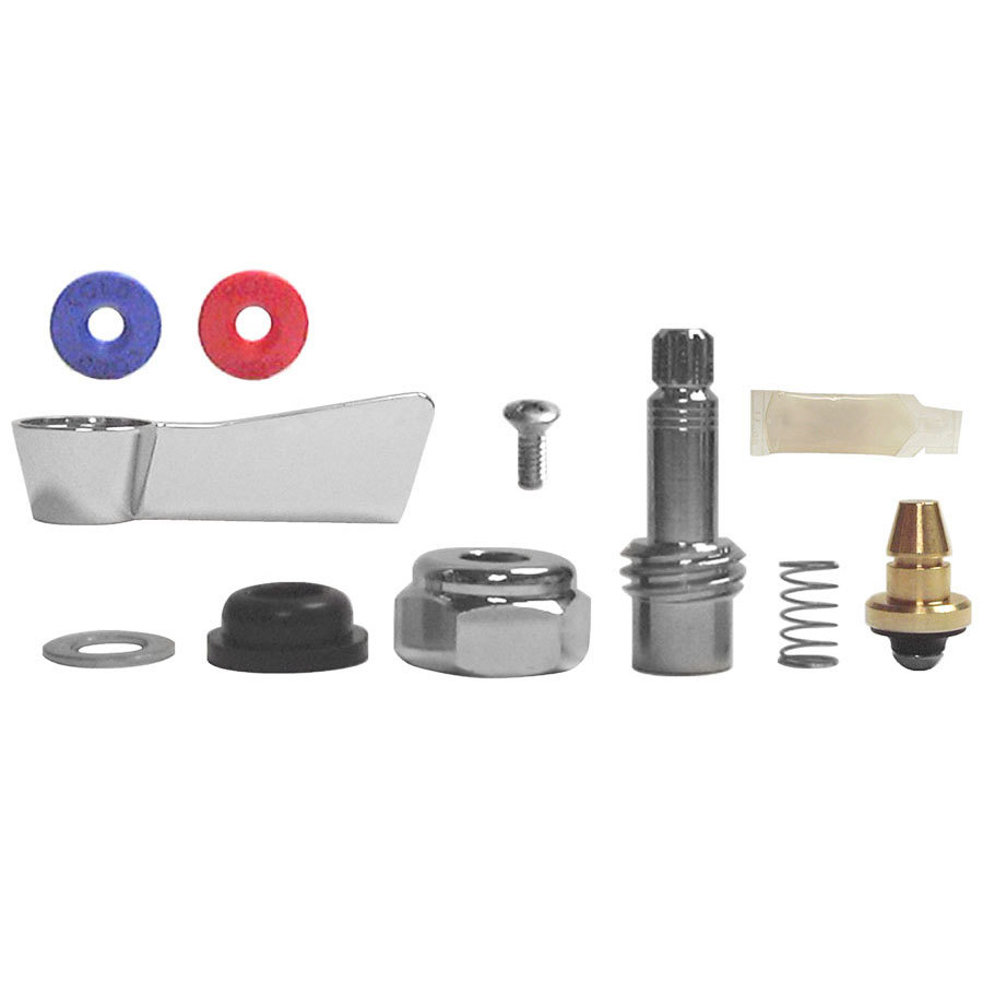 "Fisher 2000-0005 Left Hand 1/2"" Check Stem Repair Kit"