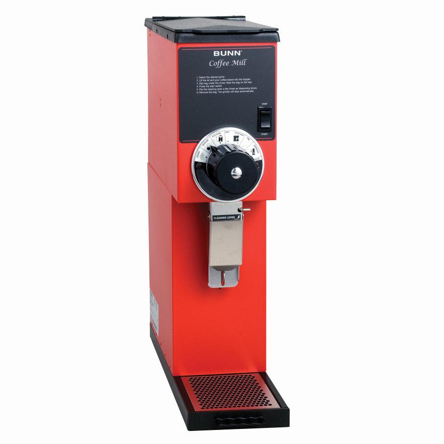 Bunn G2 HD Red Bulk Coffee Grinder 2 Pound (Bunn 22102.0001) at Sears.com