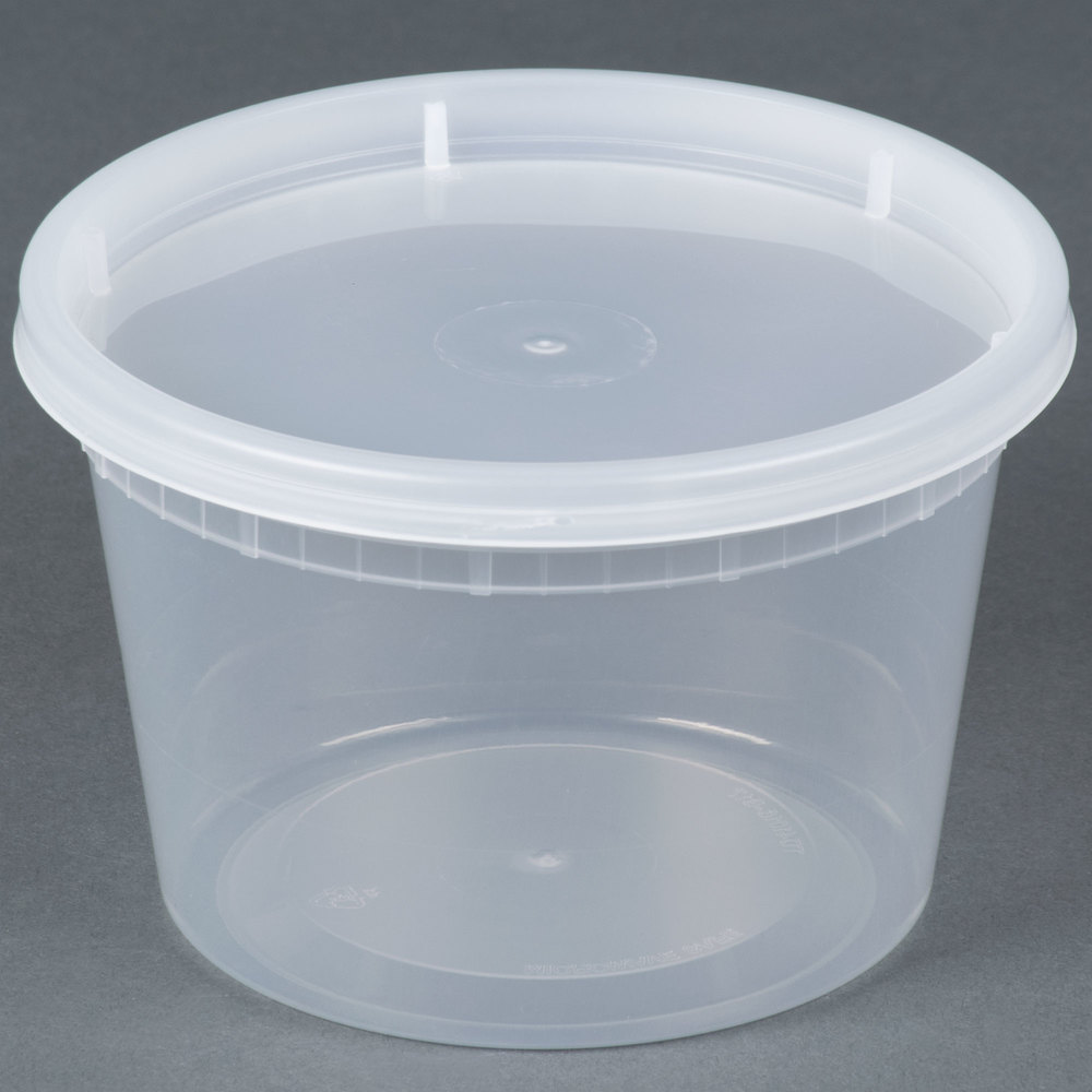Plastic Food Storage Containers For Restaurants
