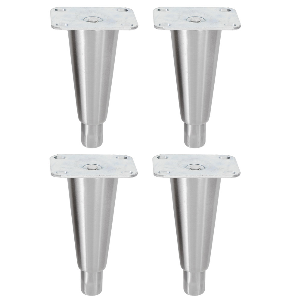 metro c5 sslegs 6 quot stainless steel legs for 9 8 6 3 p