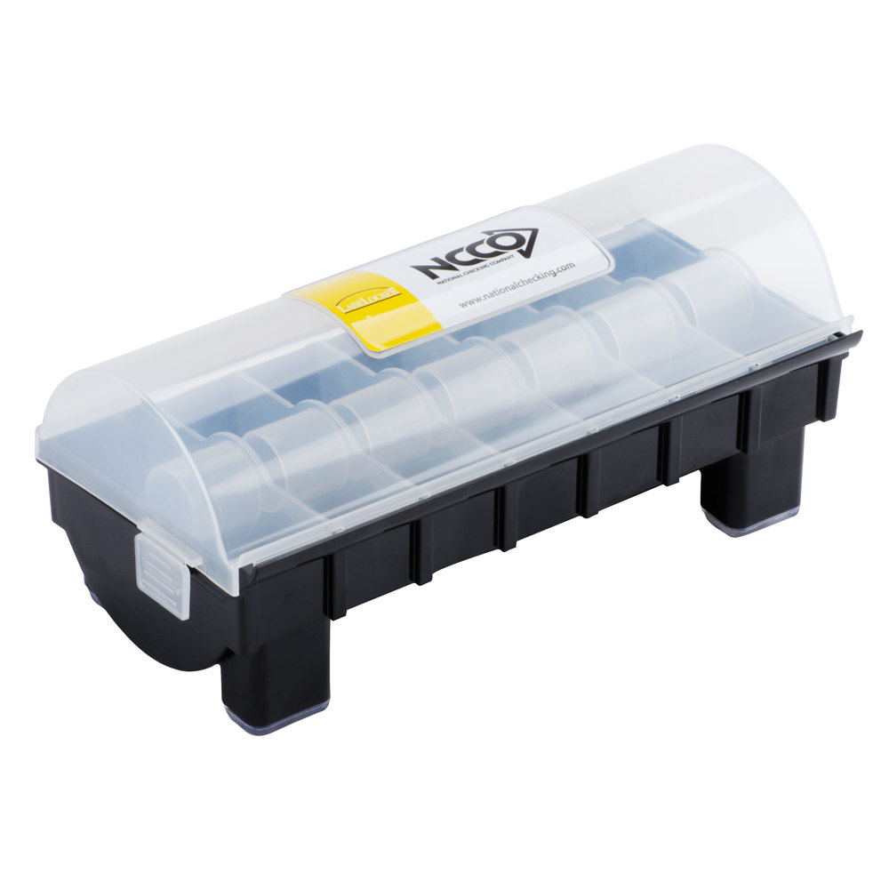 7 Roll Day of the Week Dot Label Dispenser