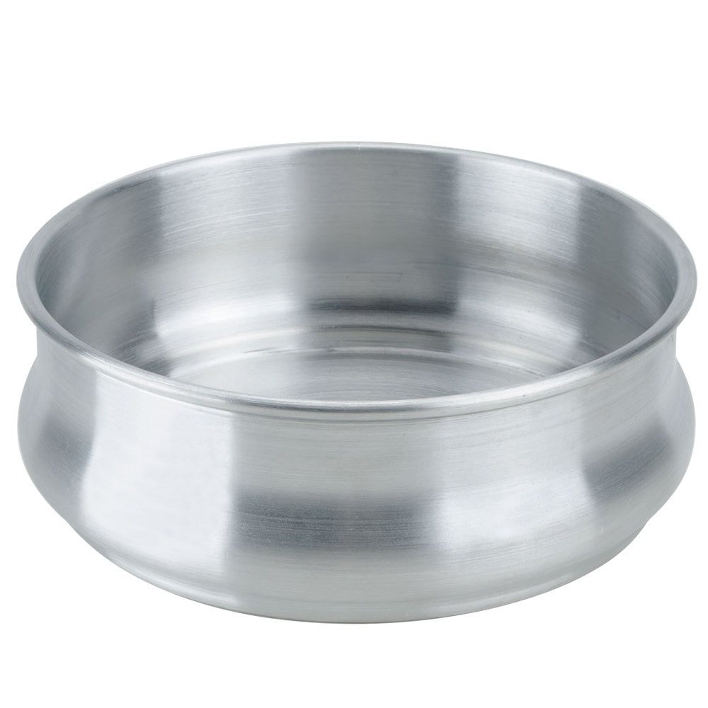 "8"" Round Stacking Dough Pan"