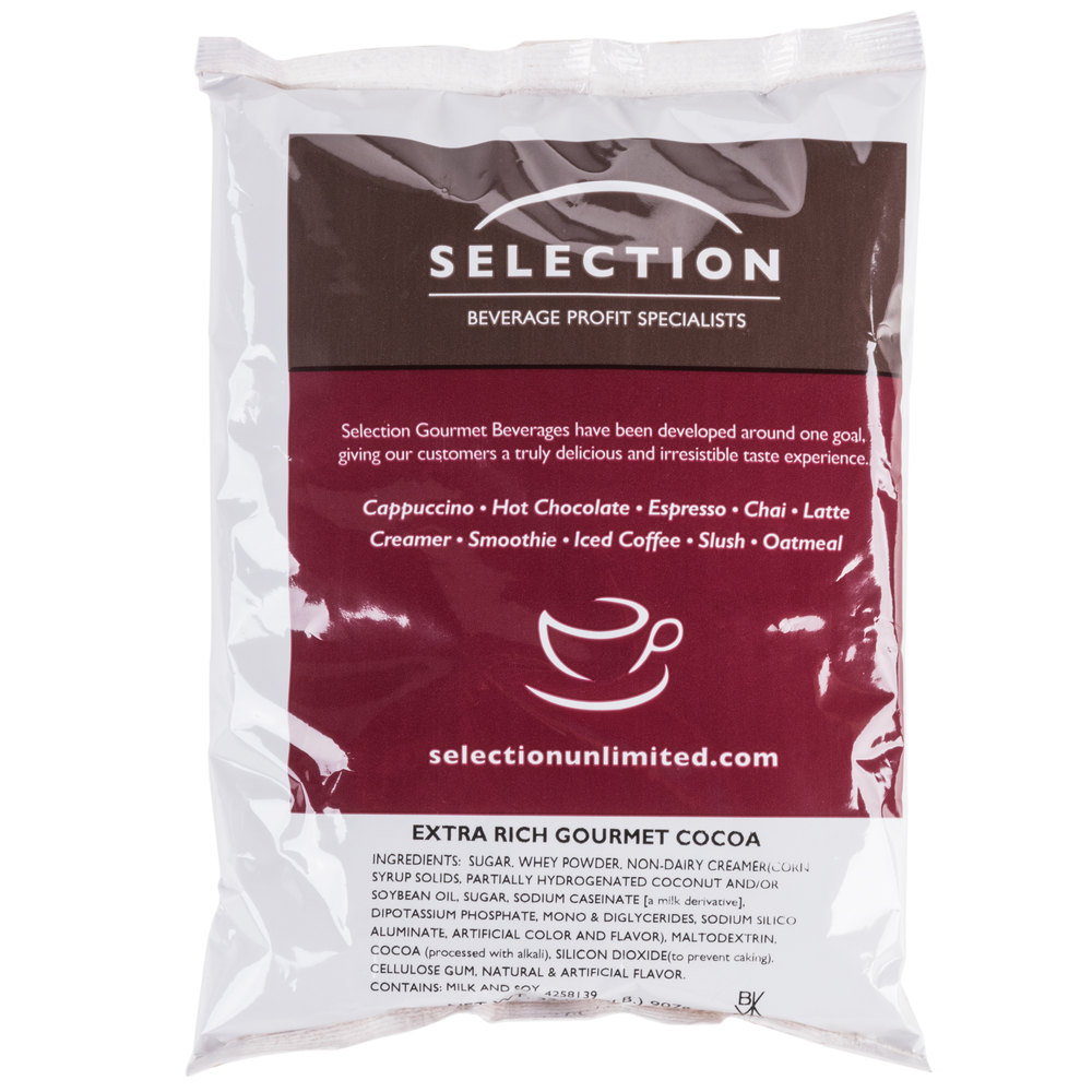 2 lb. Gourmet Hot Chocolate / Cocoa Mix