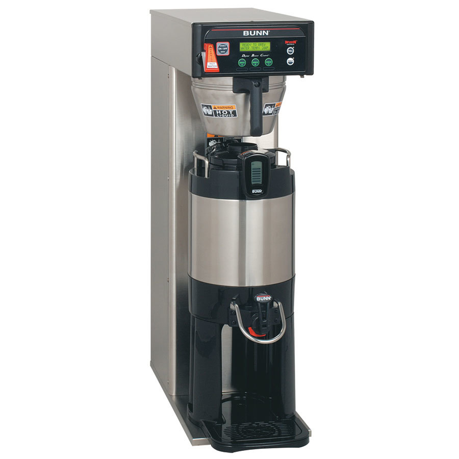 Bunn ICB-DV Infusion Tall Coffee Brewer - Stainless Steel Dual Voltage (Bunn 36600.0005) at Sears.com