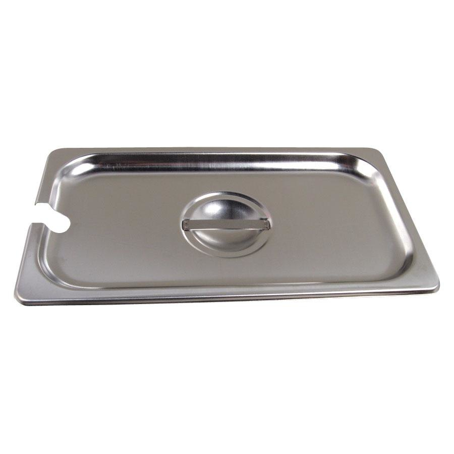 1/3 Size Slotted Steam Table / Hotel Pan Cover