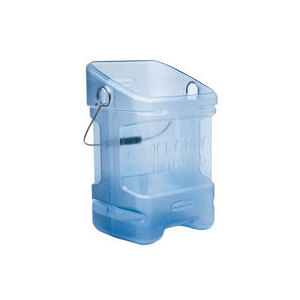 Rubbermaid 9F53 Ice Tote 5.5 Gallon (FG9F5300TBLUE)