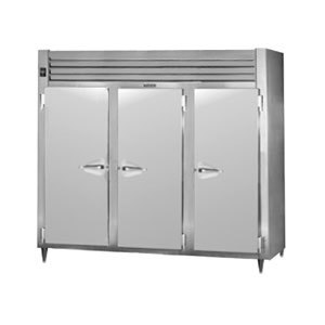 Traulsen AHF332WP-FHS 83.2 Cu. Ft. Solid Door Three Section Reach In Pass Thru Heated Holding Cabinet - Specification Line