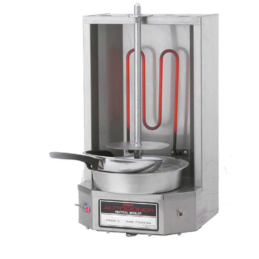 Optimal Automatics 220 Volts Optimal Automatics 3PEM Mini Autodoner 12 lb. Vertical Broiler - Electric at Sears.com