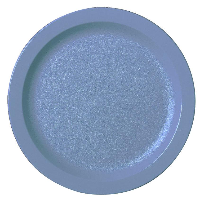 cambro 9cwnr401 camwear 9 slate blue polycarbonate narrow. Black Bedroom Furniture Sets. Home Design Ideas