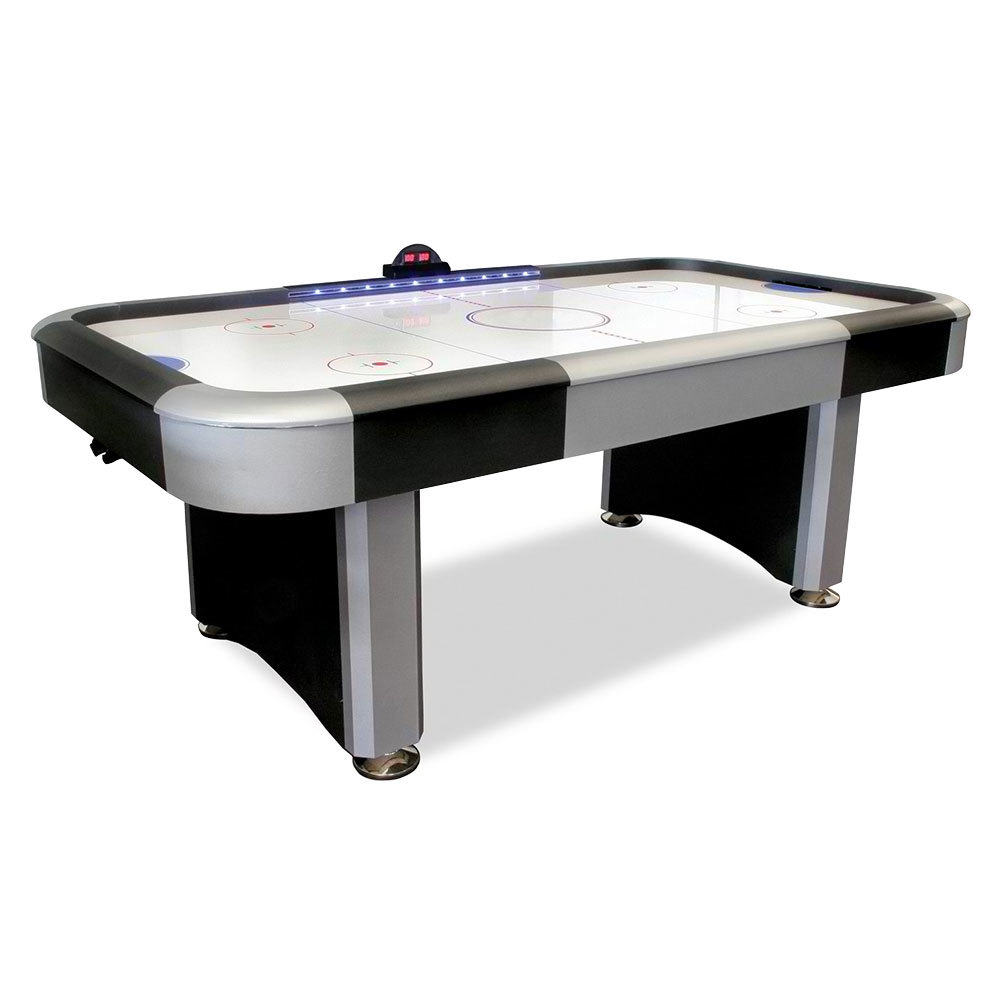 DMI Sports HT274 Flash Interactive Lighted Rail Air Hockey Table - 7' at Sears.com