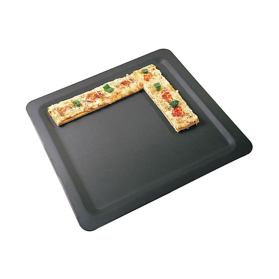 "American Metalcraft HCSQ1615 16"" x 16"" x 1 1/2"" Square Hard Coat Pizza Pan at Sears.com"